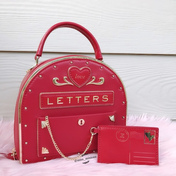 1ec832b4a8a8 kate spade Handbags - Kate Spade Love Letters Yours Truly Mailbox Bag